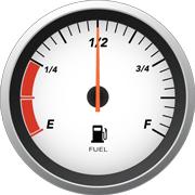 FuelGauge180
